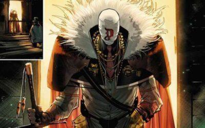 The Designer Is DC Comics New Villain in Joker War
