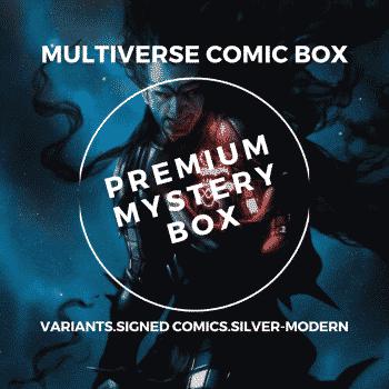 superior comic book mystery box premium