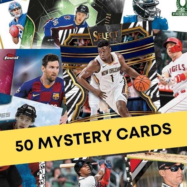 sports card mystery box